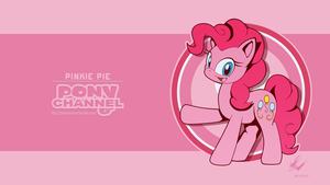 Pony Channel: Pinkie Pie by Fuzon-S