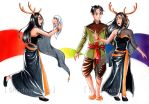 Lets Meet at the THAI Witch Assembly by youngthong-art
