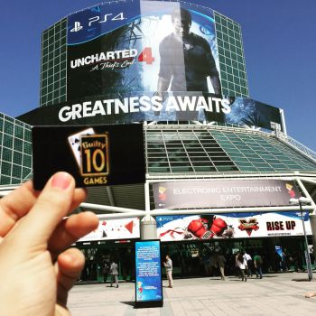 Guilty 10 Games at E3 by Guilty-10-Games