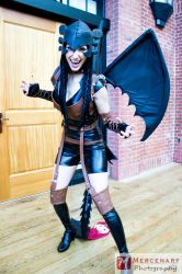 Toothless Gehk at Katsucon 2015 by MercPhotography