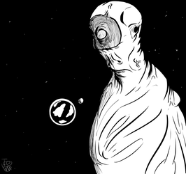 Halloween 25 - Cyclops by Carbonated-James