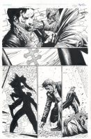 Artifacts - Issue 1 Page 11 by MichaelBroussard