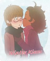 Winter Kisses~ by Nude-Mochi