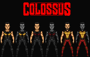 Colossus (New Earth) by Nova20X