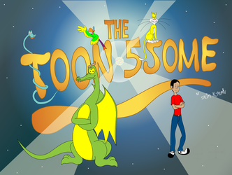 The Toon 5some Intro Screenshot #2 by TheUnisonReturns