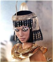Queen of the nile by K-raven