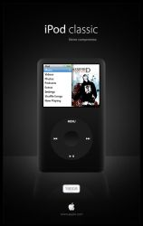 iPod Classic by elusive
