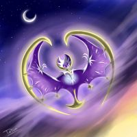 Lunala Pokemon Sun Pokemon Moon Alola