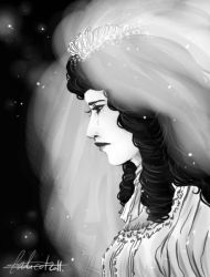 The lost bride - Ravenswood by Calicot-ZC