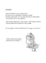 page1-The Pious Student by yana8nurel6bdkbaik