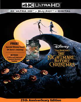 The Nightmare Before Christmas On 4K Ultra HD (FM) by SuperDrewBros