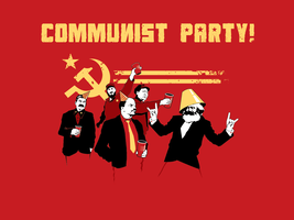 Communist Party by executor32