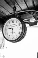Time is ticking away by Bozzenheim