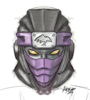 Generations Nightbird Head Concept by Venksta