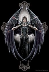 Dark Angel by Ironshod