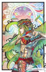 Quetzal by Zhiibe