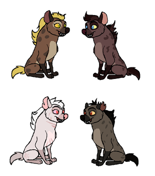 Yeenadopts -- Closed by Witch-Doctais46