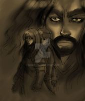 The heirs of Durin by darkmanu