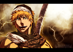 Bleach 581 - Ichigo's Return by DEOHVI