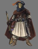 Desert Nomad Concept 03 by TheLivingShadow