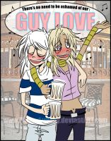 YGO: Guy Love by PianoxLullaby