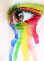 Different Colors Made Of Tears by Ewig