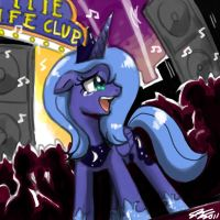 They Love the Night by johnjoseco