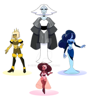 Diamond Authority...? by hiide0us