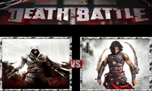 Ezio Auditore vs. The Prince of Persia by ScarecrowsMainFan