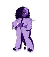 Amethyst (AUCTION) (OPEN) by miguedoodles