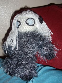 TG: Sedna Doll by yellow-jester-kitty