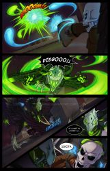Issue #2 pg. 10 by RotAngel