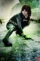 Black Widow - Care your back by FioreSofen