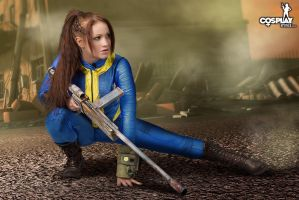 Fallout 4 by cosplayerotica