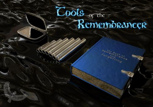 Tools of the Remembrancer by CorellaStudios