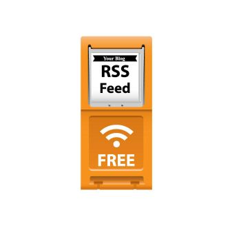 Vector RSS Icon by restocktheshelves