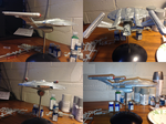 NX-01 Refit Model WIP by GregStitz