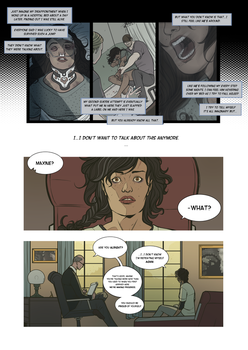 :: DESOLATION :: Page 3 by BleedingHeartworks