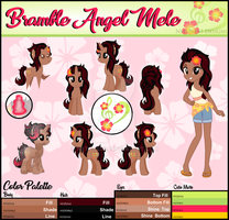 Bramble Mele Reference Sheet by Nstone53