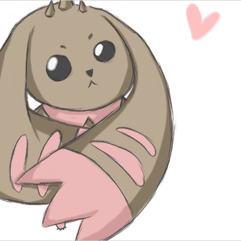 Lopmon is cute too by TOXiC-ToOtHpAsTe