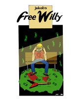 Cover - Free Willy by AppliArt
