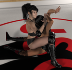Steph Finisher - COMMISSION 2 OF 2 BY VEHERZAK by onek1995