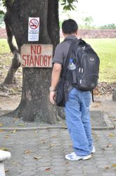 NO stand by by pauljunelaquino