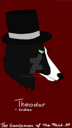 .:The Gentleman of The Past:. by AkumaAgma