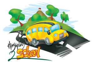 Highway 2 school by antonist