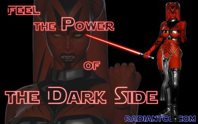 Power of the Dark Side by Giolon