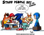 Stuff people say 320 by FlintofMother3
