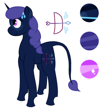 Star Hunter - Reference by azurequillarts