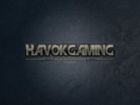 FPS Gaming Logo by Nulumia by Nulumia