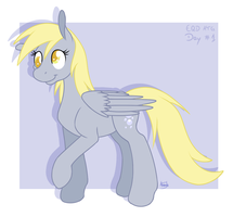 EQD ATG Day 1: Derpy by Akashasi